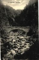 Wehra-Tal, Brücke, 1909 In Todtmoos Versandt - Bad Säckingen