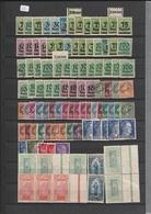 Europe      .   Lot Of Stamps - Frankrijk