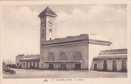 CASABLANCA - LA GARE - Casablanca