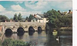 CHRISTCHURCH - OLD BRIDGE - England