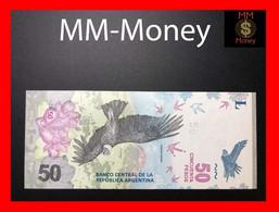 ARGENTINA 50 Pesos 2018 P. NEW UNC - Argentine