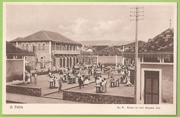 S. Tomé E Princípe - Feira - Mercado - Costumes - Customs - Ethnique - Ethnic - Sao Tome And Principe