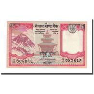 Billet, Népal, 5 Rupees, KM:60, NEUF - Népal