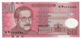 Bangladesh - Billet De 10 Taka - 2000 - Neuf - Polymère - Bangladesh