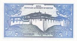 Bhoutan - Billet De 1 Ngultrum - 1986 - Neuf - Bhutan
