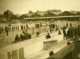 Paris ? Course Athletisme France Belgique Ancienne Photo Juin 1923 - Sports