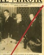 Le MIROIR. No 225 -17 Mars 1918. Garros Et Marchal Décorés, Nouvel An Chinois Des Travailleurs En France - Livres, BD, Revues
