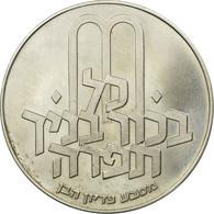 Monnaie, Israel, 10 Lirot, 1972, Jerusalem, SUP+, Argent, KM:61.1 - Israel