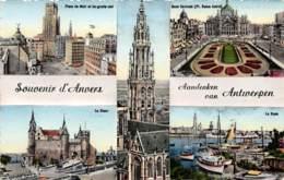 Souvenir D'ANVERS - Aandenken Van ANTWERPEN - Antwerpen