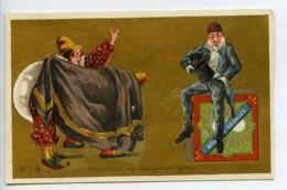 France Paris Biscuits Georges Chromos Publicitaire Photographe Exposition Universelle 1889 - Old Paper
