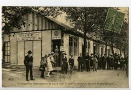 France Lille Exposition Internationale Carte Postale Photographe Maurice Le Deley 1920 - Illustrators & Photographers