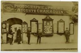 France Carte Postale Photographe Auguste Charrouin 1900 - Other Photographers