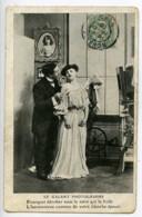 France Carte Postale Le Galant Photographe Fantaisie Erotique 1900 - Illustrators & Photographers