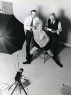 France Paris Andre Rossignol Photographe Autoportrait Mode L'Oreal Ancienne Photo 1960 - Professions