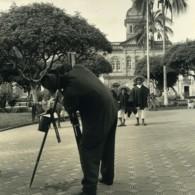 Equateur Micias L'enfant Des Andes Photographe Ancienne Photo Gerard Beauvais 1960 - Photographs