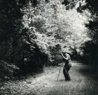 USA New York Le Photographe James Machan Ancienne Photo 1950 - Professions