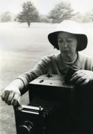 USA New York Le Photographe Martha MacRoberts Ancienne Photo 1950 - Professions