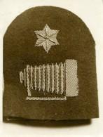 United Kingdom Photo Du Badge Pour Les Photographes Navals Militaires Vers 1920 - War, Military