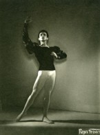 France Photographe Raymond Voinquel Photographié Par Roger Forster Ancienne Photo 1930 - Professions