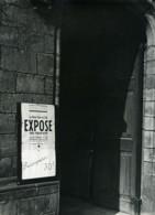 France Lille Palais Rihour Exposition Photo Club Photographie Ancienne Photo 1950 - Places