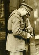 Royaume Uni Ernest Brooks Photographe De Presse Ancienne Photo 1925 - Professions
