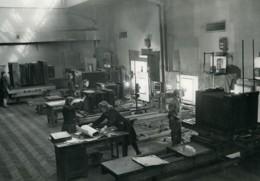 Russie Moscou Services Photographiques De La Pravda Ancienne Photo 1947 - Professions