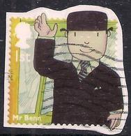 GB 2014 QE2 1st Class Childrens TV Mr Benn Used On Paper SG 3556 ( L1098 ) - 1952-.... (Elizabeth II)