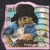 GB 2014 QE2 1st Class Childrens TV Paddington Bear Used On Paper SG 3559 ( L1102 ) - 1952-.... (Elizabeth II)