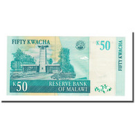 Billet, Malawi, 50 Kwacha, 2009, 2009-10-31, KM:45b, NEUF - Malawi
