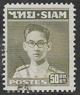 Thailand SG316 1949 Definitive 50s Good/fine Used [38/31566/4D] - Thailand