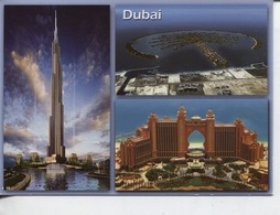 (675) USA - Dubai (with Stamp At Back Of Card) - United Arab Emirates