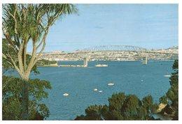 (675) New Zealand - Auckland City Harbour Bridge - New Zealand