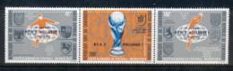 Cameroun 1974 World Cup Soccer Munich Opt Hollande MUH - Cameroon (1960-...)