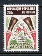 Congo 1974 World Cup Soccer Munich MUH - Democratic Republic Of Congo (1997 - ...)