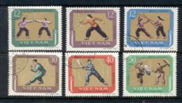 Vietnam 1968 Martial Arts CTO - Vietnam