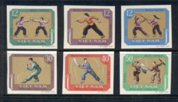 Vietnam 1968 Martial Arts IMPERF MUH - Vietnam