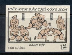 Vietnam 1972 Wrestling CTO - Vietnam