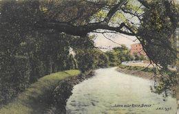 A View Near River, Dover - Post Card J.W.S. 1993 - Dover