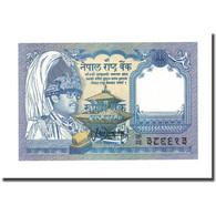 Billet, Népal, 1 Rupee, KM:37, NEUF - Népal