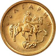 Monnaie, Bulgarie, Stotinka, 2000, SUP+, Brass Plated Steel, KM:237a - Bulgarie