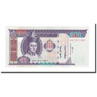 Billet, Mongolie, 100 Tugrik, 2000, KM:57, NEUF - Mongolie