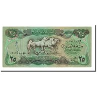 Billet, Iraq, 25 Dinars, KM:74a, NEUF - Iraq