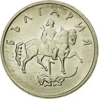 Monnaie, Bulgarie, 10 Stotinki, 1999, Sofia, SUP+, Copper-Nickel-Zinc, KM:240 - Bulgarie