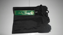CHAMPAGNE LECLERC BRIANT EPERNAY   SAC ISOTHERME  POUR BOUTEILLE DE CHAMPAGNE  ***   RARE   A  SAISIR **** - Autres Collections