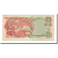 Billet, South Viet Nam, 500 D<ox>ng, KM:28a, NEUF - Vietnam