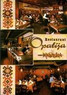 ! Ansichtskarte München, Restaurant Opatija - Muenchen