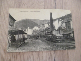 CPA34 Hérault Graissessac Plateau Sainte Barbe Mines TBE - Other Municipalities