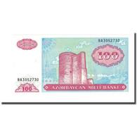 Billet, Azerbaïdjan, 100 Manat, KM:18b, NEUF - Azerbaïdjan