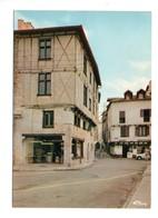 46 - CAHORS . VIEILLE MAISON RESTAURÉE, RUE LASTIÉ - Réf. N°19562 - - Cahors