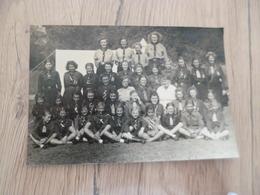 Photo Originale 13 X 8.8 Scouts Scoutisme Au Camp - Scoutisme